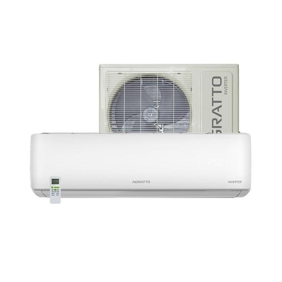 Ar Condicionado Split Agratto ECO 18.000 BTUs 220V   Inverter  Só Frio   Modelo - EICS18FR4-02
