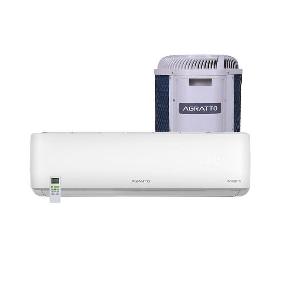 Ar Condicionado Split Agratto Eco Inverter  12.000 BTUS 220V | Inverter | Mod. EICST12FR4