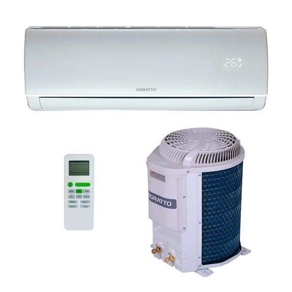 Ar Condicionado Split Agratto Eco Top 9.000 BTUs 220V   Só Frio  Modelo: ECST9FR4-02