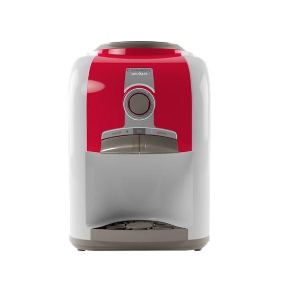 Bebedouro de Mesa Esmaltec 127v   Vermelho   Modelo - EGM30