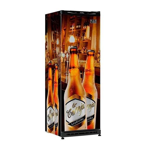 Cervejeira Vertical Esmaltec Bevarege 127v   Modelo- CV300R