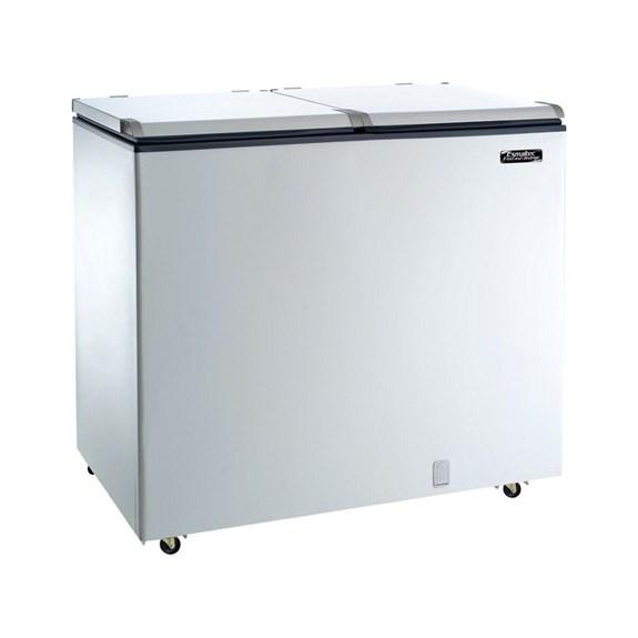 Freezer Horizontal Esmaltec 127v   Branco   Modelo ECH350