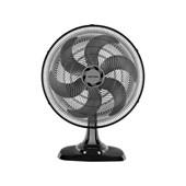 Ventilador de Mesa Ventisol | 50 cm | Preto | 127V | VENTISOL