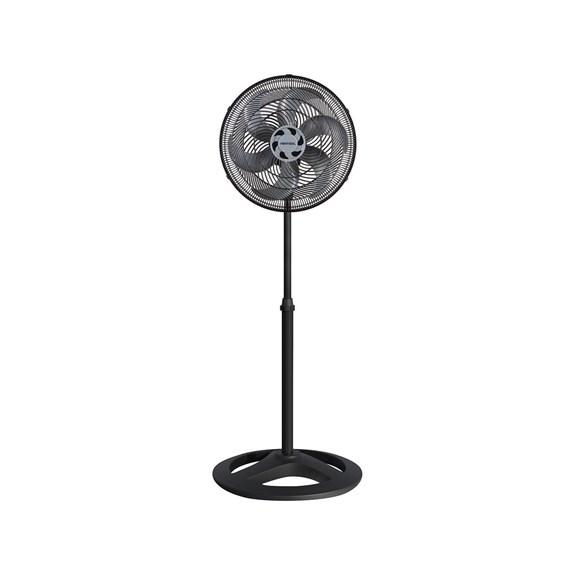 Ventilador Oscilante de Coluna 40cm 127V | Ventisol |  6 Pás | Cinza |